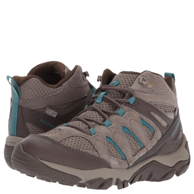 Merrell Outmost Mid Vent Waterproof