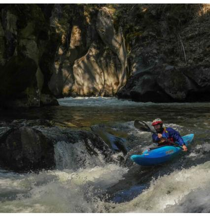Gear Review: Pyranha Scorch Whitewater Kayak