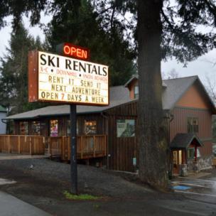 Sandy, Oregon
