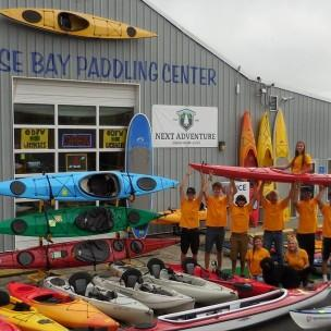 Scappoose Bay Paddling Center