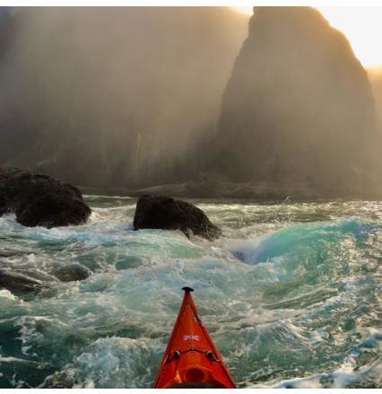 Gear Review: P&H Volan Sea Kayak