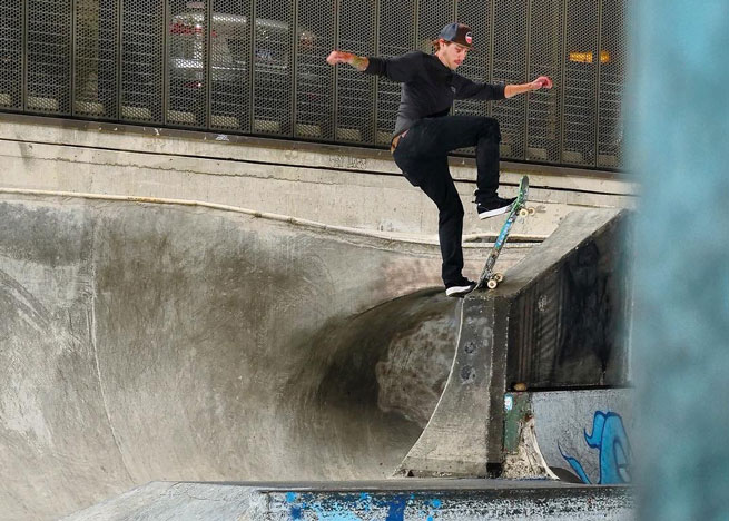 Next Ambassador Ambassador David Gravette Skateboarding