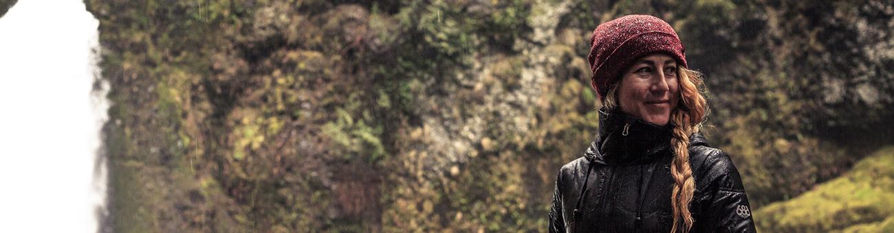 Erika Vikander, Next Adventure Ambassador