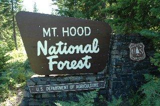 mt hood national forest community partner