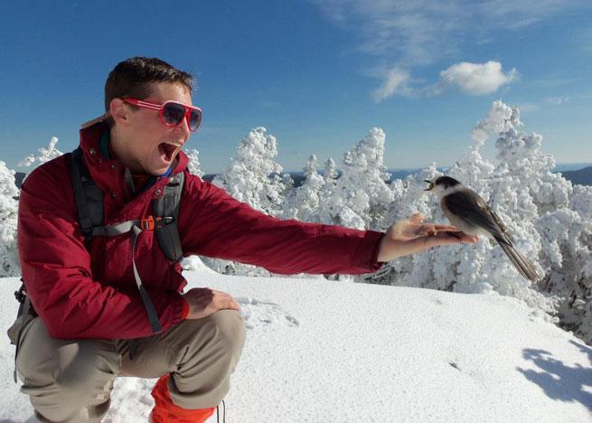 Travis Clough, Next Adventure Ambassador
