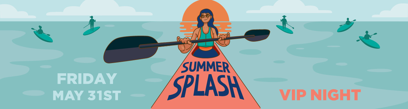 summer splash kayak demo