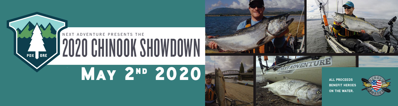 Chinook Showdown Spring Salmon Derby