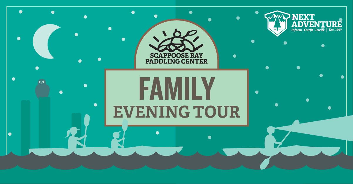 Scappoose Bay Family EveningTour
