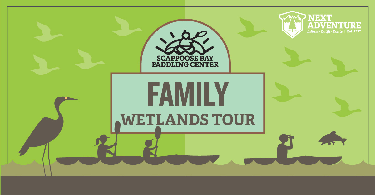 Scappoose Bay Family Wetlands Tour