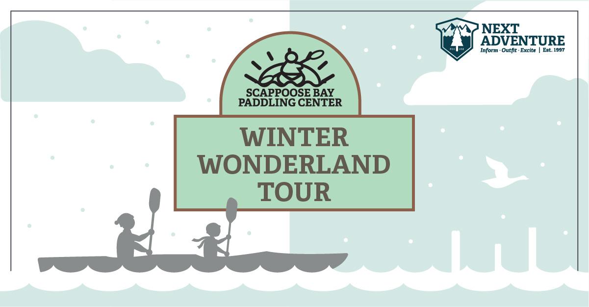 Scappoose Bay Winter Wonderland Tour