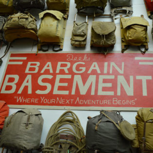 Video: Top tips for trading in your used gear at Next Adventure!