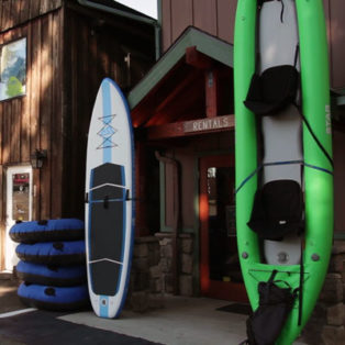 Video: Welcome to the Next Adventure Sandy Rental Center!