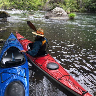 November events at the Scappoose Bay Paddling Center