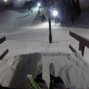 Trip Report: Night Skiing at Mt. Hood Skibowl