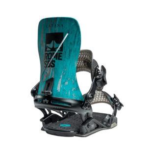 Gear Review: 2021 Rome Katana Snowboard Bindings