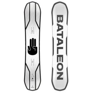 Gear Review: 2021 Bataleon Goliath Snowboard