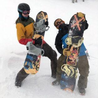 Gear Review: 2021 Slash Happy Place Snowboard